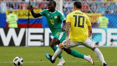 Photo of Colômbia vence Senegal por 1 x 0 e se classifica para as oitavas