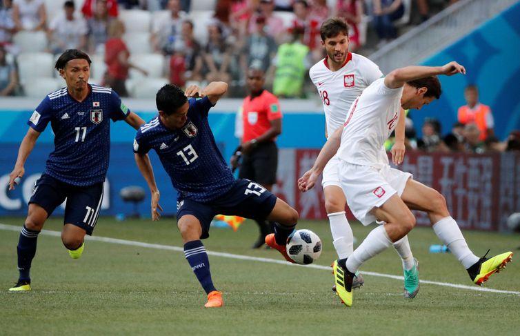 japão copa - Fair-play classifica Japão para as oitavas de final da Copa