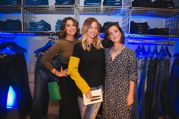 jude lite  duda ramos e jessica jenkins 1 web  - Calvin Klein inaugura primeira flagship store em São Paulo