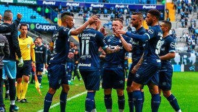 lg noticias gra mio vence o ama rica mg na arena 21327 390x220 - Com gol de Everton, o Tricolor venceu a equipe mineira por 1 a 0