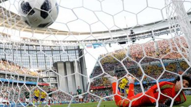 mexico copa 390x220 - Alemanha perde e classifica México para a próxima fase da Copa