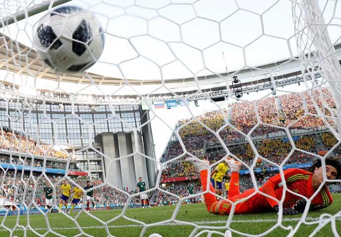 mexico copa - Alemanha perde e classifica México para a próxima fase da Copa