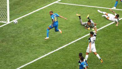 neymar44 390x220 - Brasil vence Costa Rica por 2 a 0 nos acréscimos