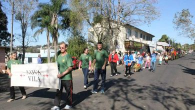 nova vila 390x220 - Kolonistenfest de Ivoti será comemorada em Nova Vila