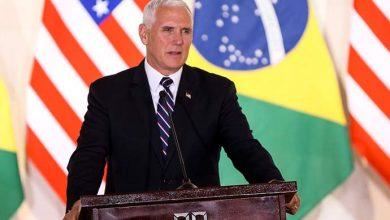 pence 390x220 - Vice-presidente americano visita hoje em Manaus abrigo de venezuelanos