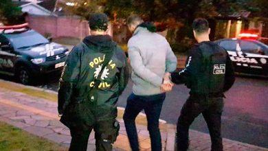 policia civil rs 390x220 - Operação Barão prende 31 e desarticula grupo que roubava carros de luxo