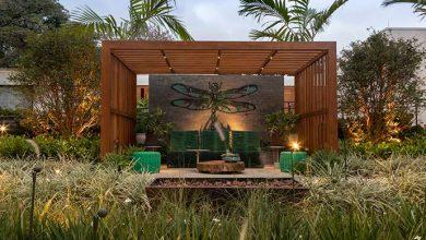 praça casacor 390x220 - Paisagistas Catê Poli e João Jadão dão dicas para um jardim prático e de fácil manutenção