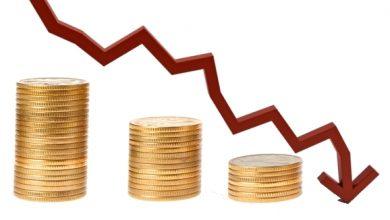 queda economia 390x220 - Banco Central pode continuar reduzindo a taxa Selic