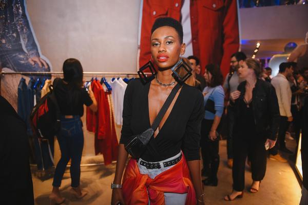 regina ferreira 2 web  - Calvin Klein inaugura primeira flagship store em São Paulo