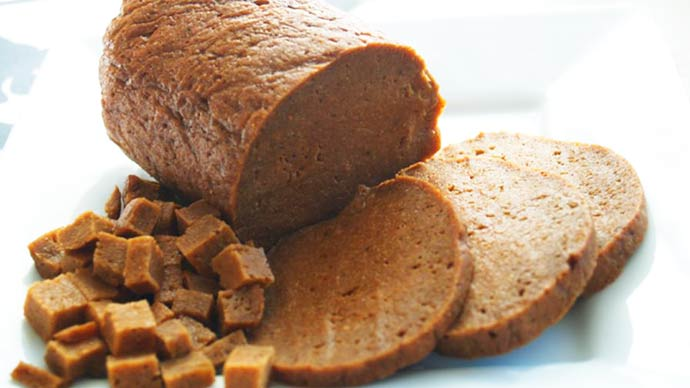 seitan - Vegetarianismo - alimentos que podem substituir a carne