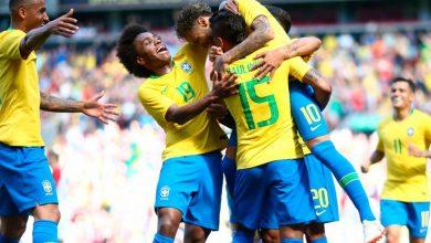 seleção 390x220 - Brasil mantém segunda posição em último ranking da Fifa antes da Copa