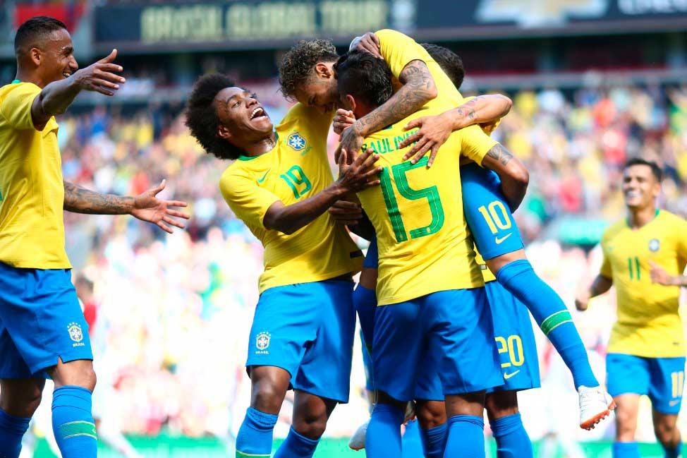 seleção - Brasil terá hoje jogo decisivo e pode enfrentar a Alemanha nas oitavas