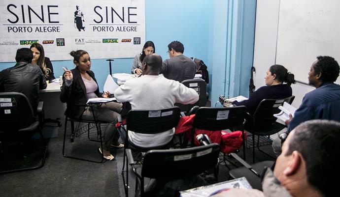 sine poa - Sine de Porto Alegre oferece 515 vagas de trabalho a partir de segunda