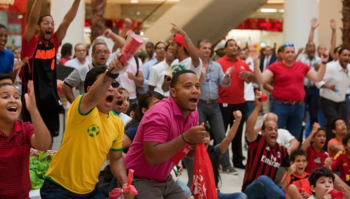 torcida - Cardiologista dá dicas de como cuidar do coração nos dias da Copa