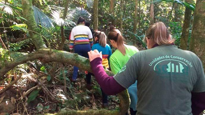 turismo ecológico - APA Rota do Sol realiza oficina para incentivar o turismo ecológico