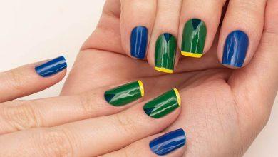 unhas copa4 390x220 - Nail art: faça suas unhas para torcer pelo Brasil na Copa