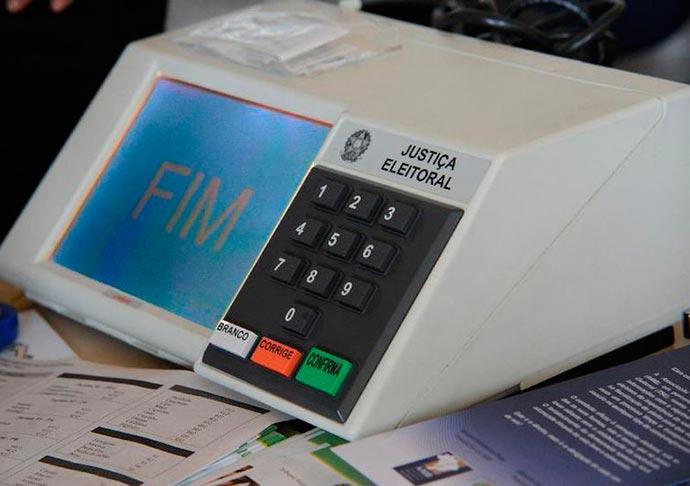 urna - Novo e PP não apoiarão candidatos no segundo turno