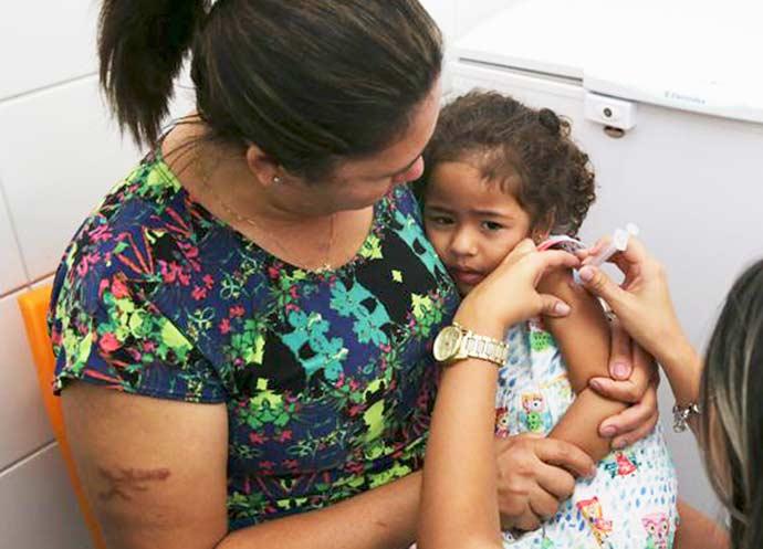 vacina gripe - Ministério Público Federal cobra medidas para garantir vacinação em mais de 300 municípios
