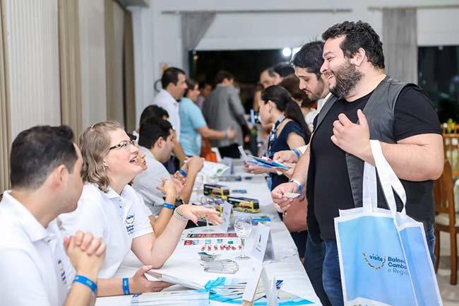 Ação em Fortaleza - Projeto de promoção de Balneário Camboriú e Região em sua 7ª etapa