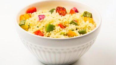 Aprenda a fazer couscous 390x220 - Aprenda a fazer couscous com vegetais