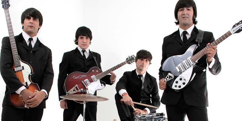Banda Star Beetles 2 - Banda cover dos Beatles faz turnê pelo Interior do Estado