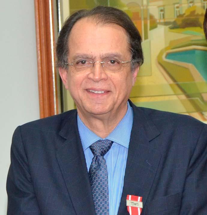 Caio Vieira de Mello - Caio Vieira de Mello será o novo ministro do Trabalho