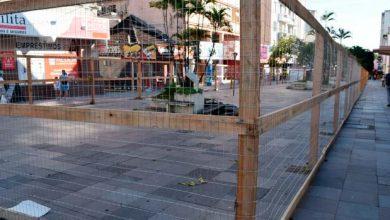Calçadão começa a ser fechado para obras de revitalização 390x220 - Calçadão começa a ser fechado para obras de revitalização
