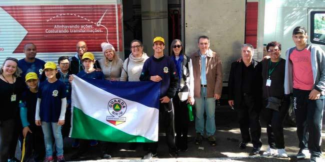 Campanha do Agasalho no bairro Canudos - Campanha do Agasalho arrecada aproximadamente 6 mil peças no bairro Canudos