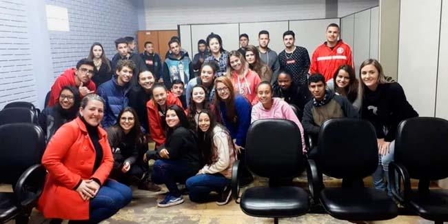 Catavida promove encontros com jovens na Asbem - Catavida promove encontros com jovens na Asbem
