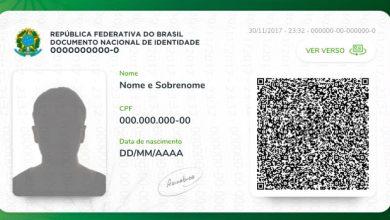 Documento Nacional de Identificação 390x220 - Documento Nacional de Identificação poderá ser emitido pelos Correios