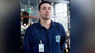 Douglas Aresi Brum é um dos 12 novos guardas municipais em formação Crédito Amilton Belmonte 390x220 - Motivado ao bem servir