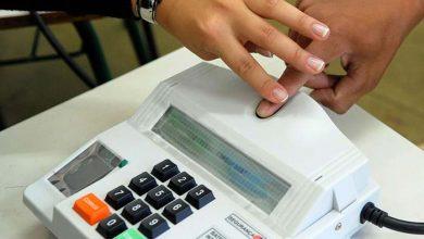 Eleições 2018 biometria 390x220 - Certidão de quitação eleitoral já pode ser emitida pela internet