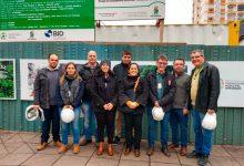 Equipe do BID visita obras de revitalização do Centro de Novo Hamburgo 220x150 - Equipe do BID visita obras de revitalização do Centro de Novo Hamburgo