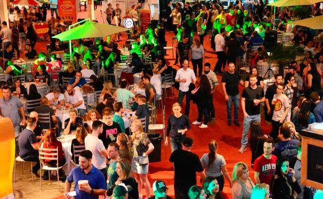 Fenac fica na Rua Araxá 505 no bairro Ideal - Fenac Festival Beer & Food ocorre neste final de semana