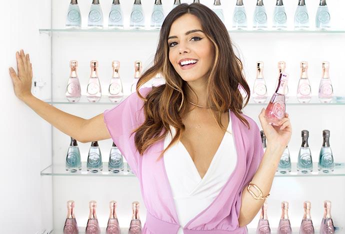 Giovanna Lancellotti anuncia ser embaixadora da fragrância Pacha - Pacha, Ibiza 24/7 anuncia Giovanna Lancellotti como embaixadora