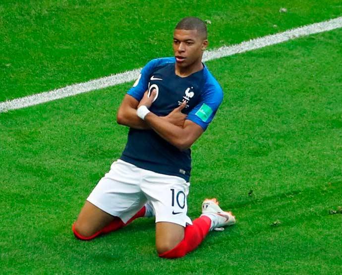 Mbappé - França e Bélgica jogam primeira semifinal da Copa em São Petersburgo