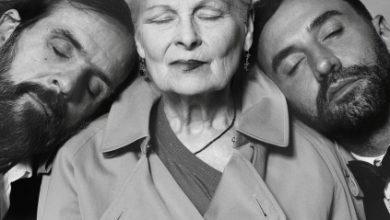 Portrait of Riccardo Tisci Vivienne Westwood and Andreas Kronthaler c Courtesy of Burberry Brett Lloyd 001 390x220 - Vivienne Westwood fará uma colaboração com a Burberry