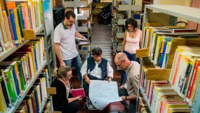 Prédio da Biblioteca Machado de Assis recebe reforma 390x220 - Prédio da Biblioteca Machado de Assis recebe reforma