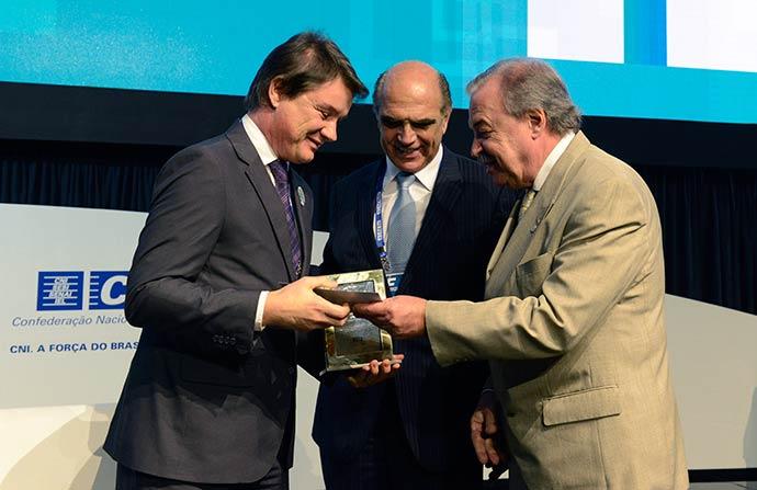 Projeto do Sinplast RS vence etapa nacional do 1º Prêmio de Boas Práticas Sindicais da CNI - Sinplast-RS vence etapa nacional do 1º Prêmio de Boas Práticas Sindicais da CNI