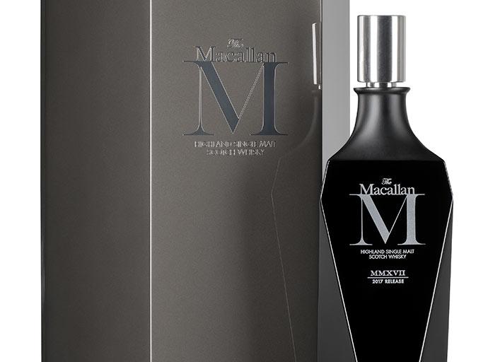 The Macallan apresenta o M Black22 - The Macallan apresenta o M Black