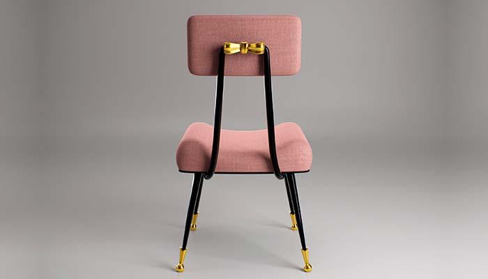 cadeira LindaMartins Back - Cadeira premiada pela A´Design Award & Competition terá lançamento exclusivo