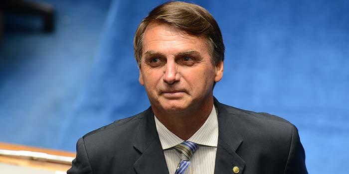 deputado federal Jair Bolsonaro - Bolsonaro recebe alta de UTI semi-intensiva