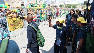 kazan2 390x220 - Seleção Brasileira já está em Kazan para o jogo contra a Bélgica