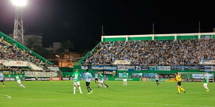 lg noticias gra mio empata com a chapecoense fora de casa 21656 - Grêmio empata com a Chapecoense fora de casa