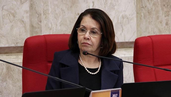 ministra Laurita Vaz - Presidente do STJ nega pedido de liberdade ao ex-presidente Lula