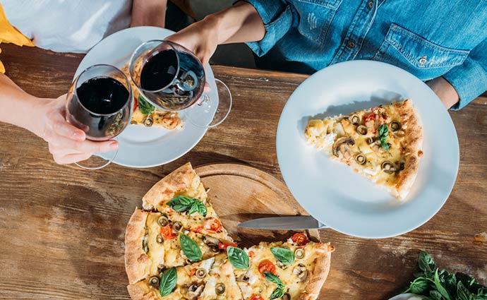 pizza - Harmonização de vinhos para os amantes de pizza