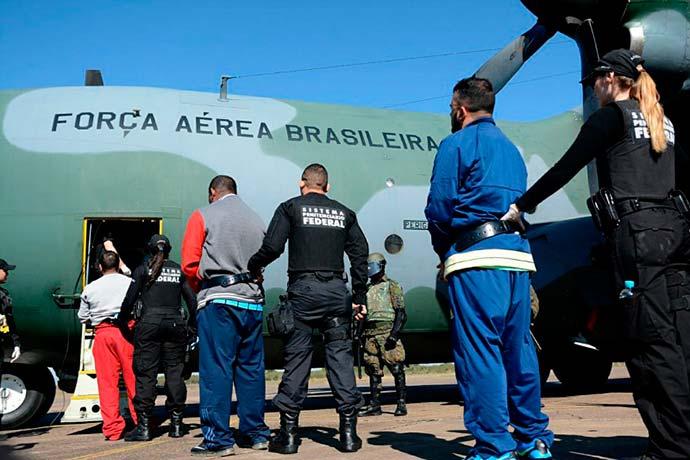 presos rs - RS vai recorrer de decisão que retira líderes do crime organizado de presídios federais