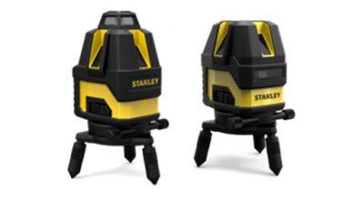 stanley 390x220 - STANLEY lança linha de nivelação laser