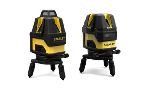 stanley - STANLEY lança linha de nivelação laser
