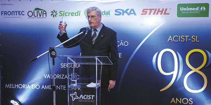 Acist SL Odemar - Jantar de aniversário 98 anos da ACIST-SL